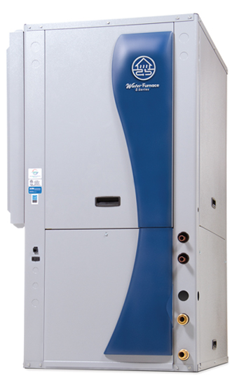 Waterfurnace 5 Series 500A11 by American Air Specialists in Hattiesburg